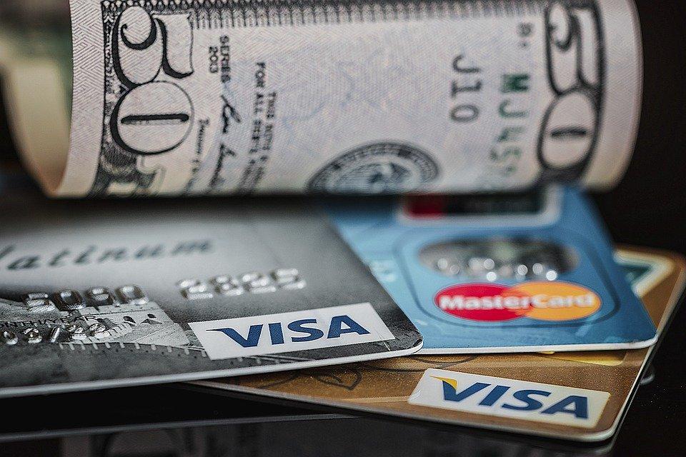 bankovka a karty
