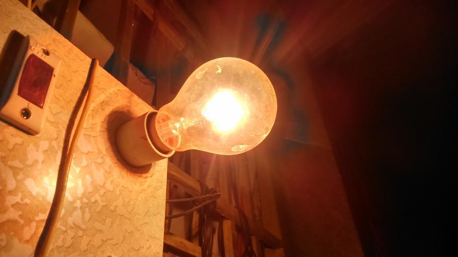 Klasická žárovka