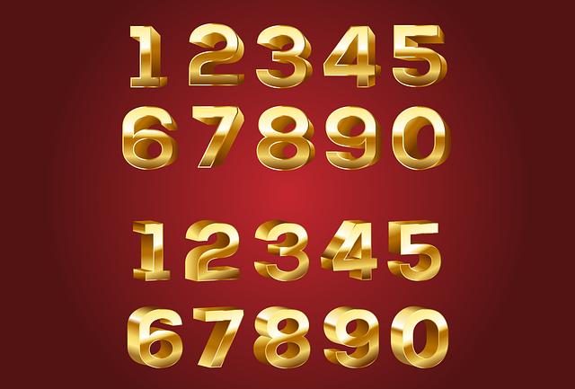 Proč jsou zlatá čísla tak oblíbená