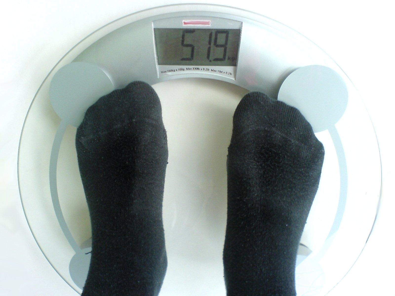 správná váha